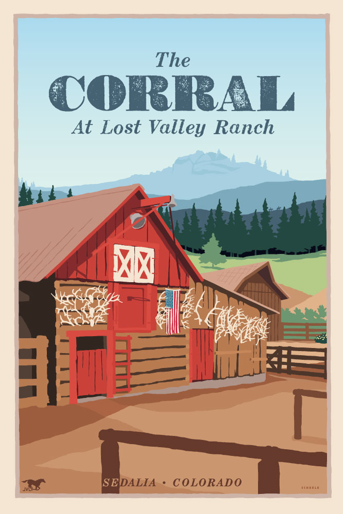 Lost-Valley-Ranch-Poster-Corral-Scheele