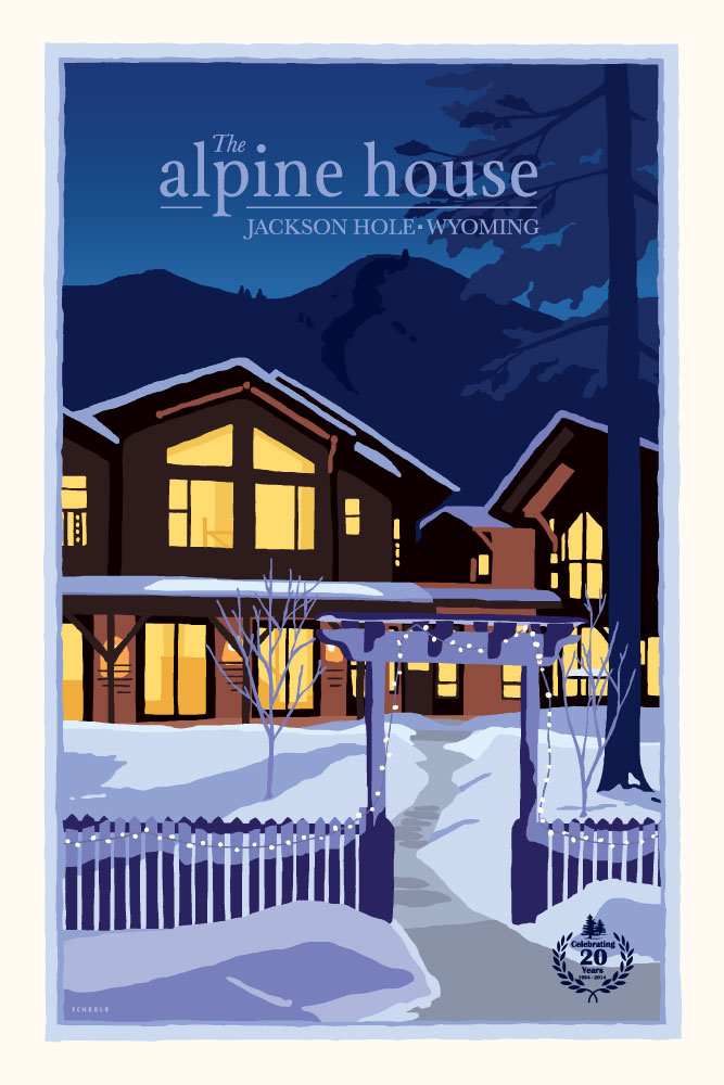 The-Alpine-House-Poster-Scheele