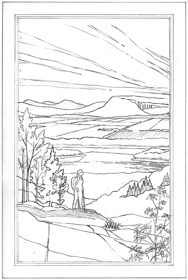 NewEnglandTrail-poster-scheele-drawing