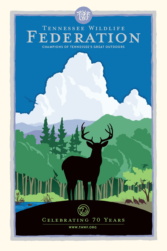 Tennessee-Wildlife-Federation-poster-scheele