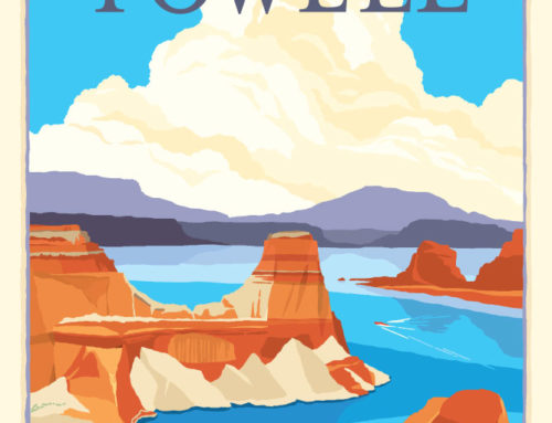 Lake-Powell-poster-scheele
