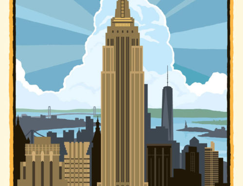 New-York-City-Poster-Scheele